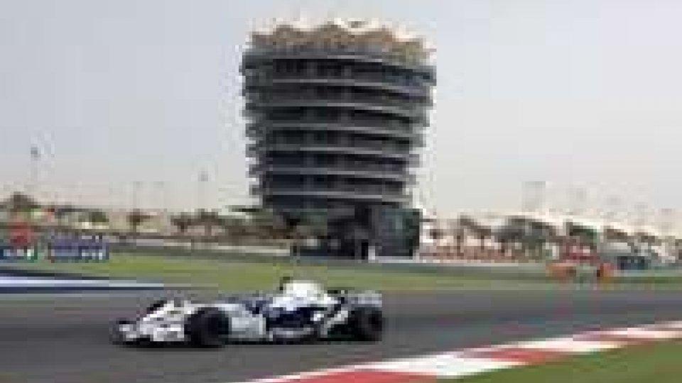 In Bahrain il terzo appuntamento con la formula 1