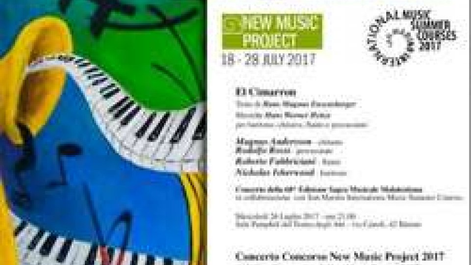 News Music Project: un'eccellenza sammarinese che sbarca fuori confine