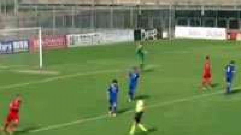Coppa Italia Lega Pro: il Santarcangelo crolla a PratoCoppa Italia Lega Pro: il Santarcangelo crolla a Prato
