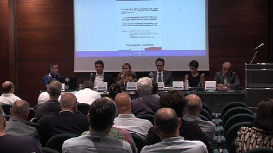 """ComitesPer le """"Europee"""" del 26 maggio al voto anche migliaia di sammarinesi con doppia cittadinanza"""
