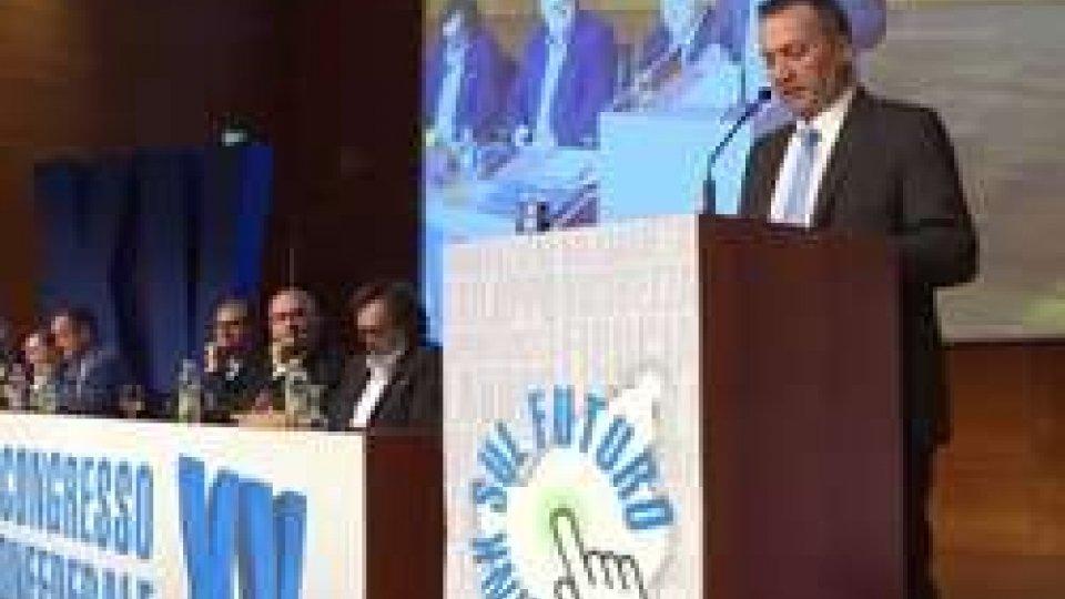Congresso Cdls: TuraXV congresso CDLS: 10 proposte per il paese nella relazione del segretario Tura