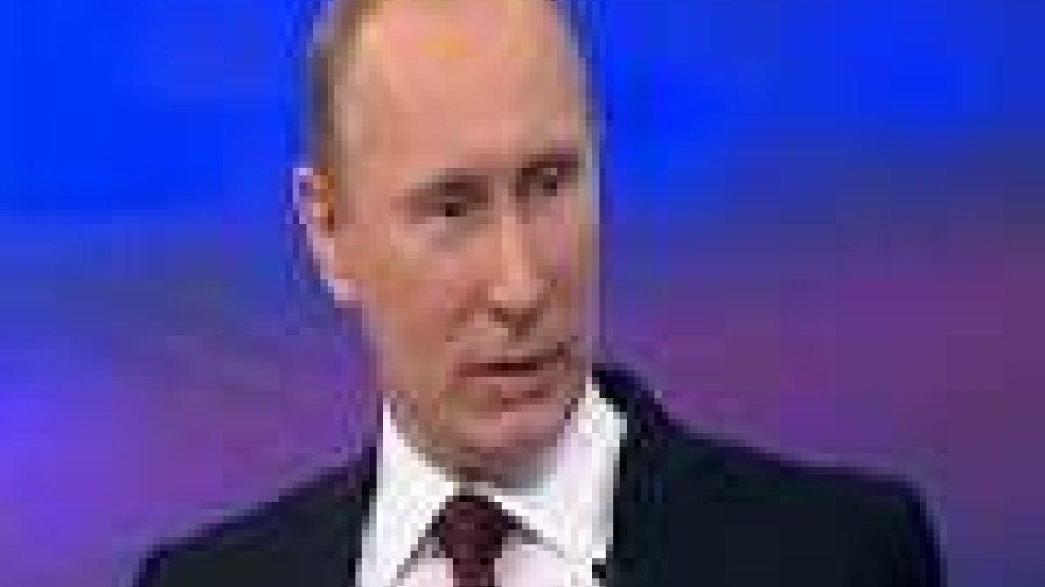 Russia, sventato piano per uccidere Putin