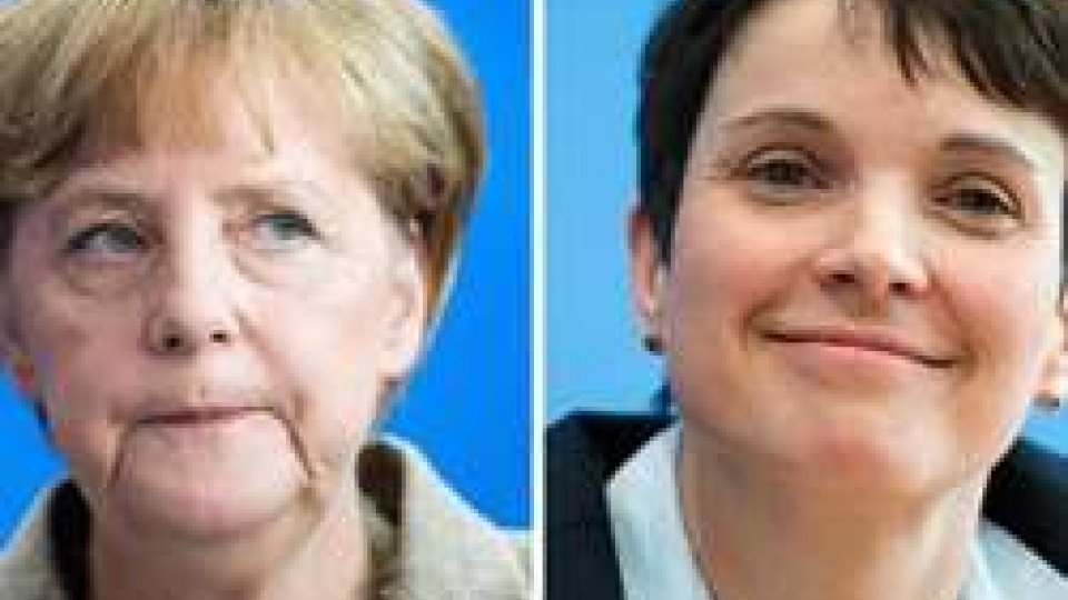 Boom ultradestra alle regionali tedesche: Merkel sorpassata