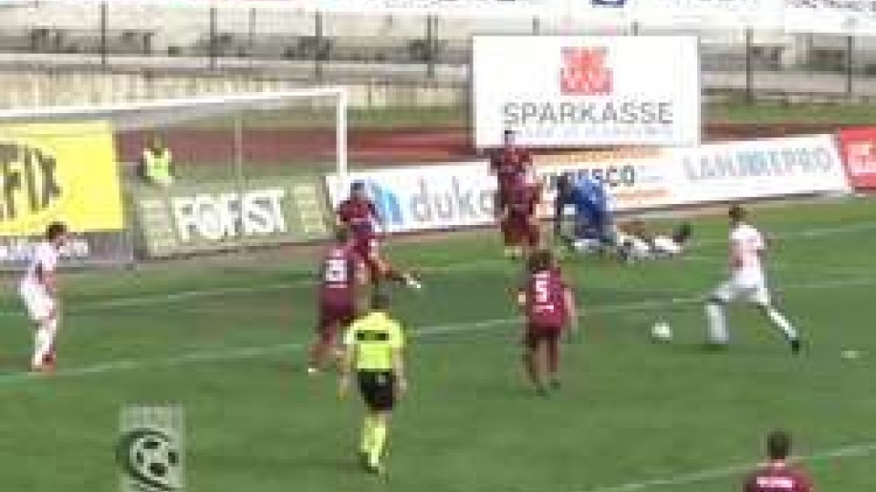 Sudtirol-Fano 2-0Sudtirol-Fano 2-0: i granata restano ultimi