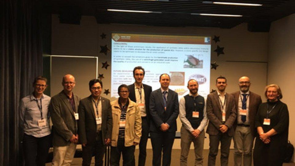 UniRsm: presentata in Croazia la ricerca alla base dell'asfalto 'green' impiegato da AASLP e Università di San Marino