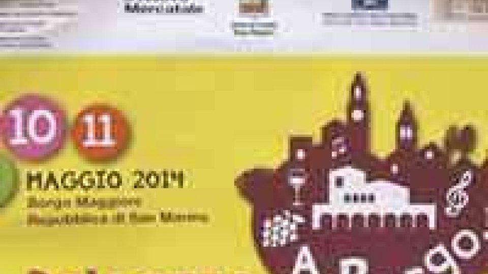 Borgo Maggiore si prepara alla sua festaIl castello di Borgo Maggiore si prepara alla sua festa