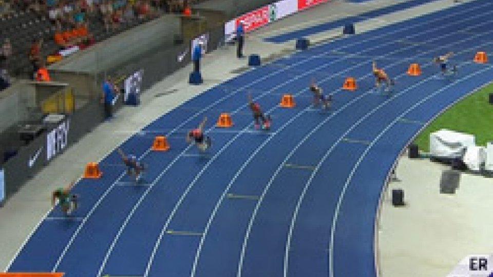 ChampionshipChampionship: Chiappinelli di bronzo nei 3000 siepi