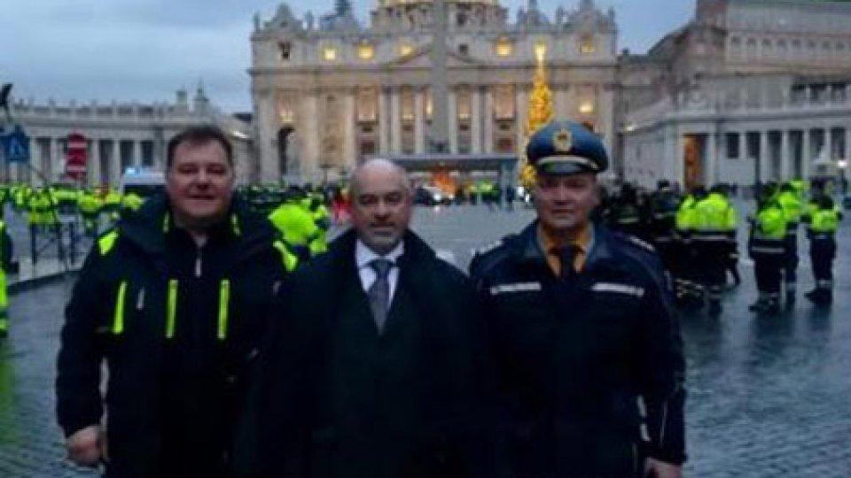 Il Capo della Protezione Civile Fabio Berardi