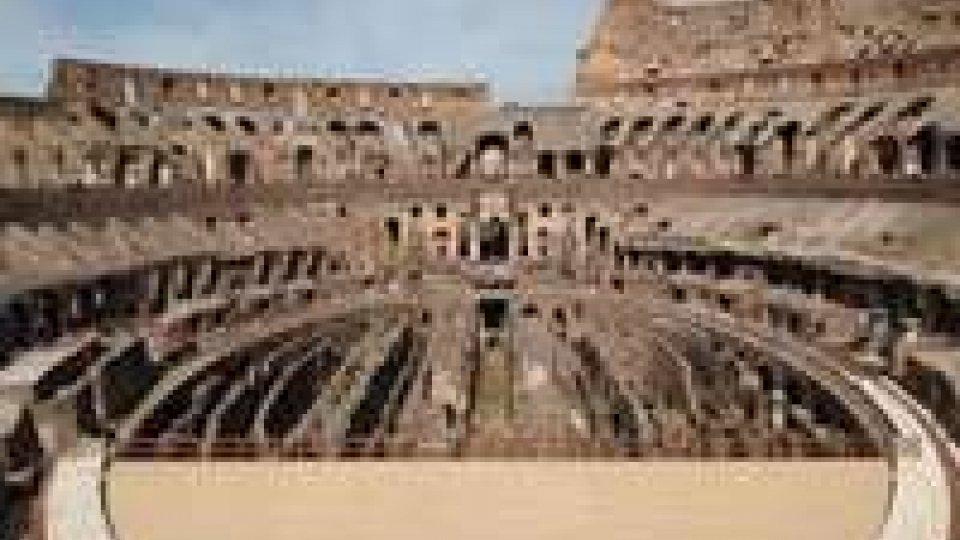 Colosseo: il Ministro Franceschini favorevole al ripristino dell'arena calpestabile