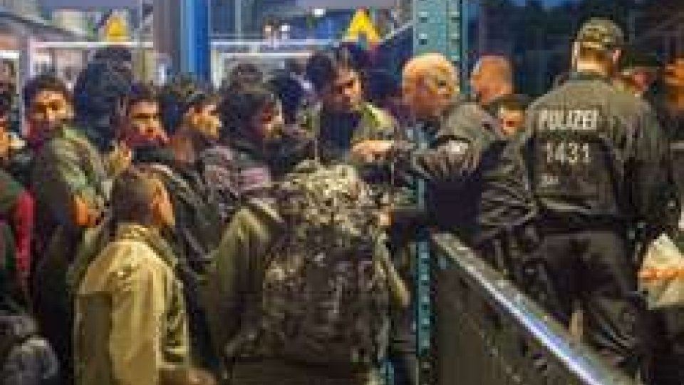 la Danimarca sblocca treni da Germania