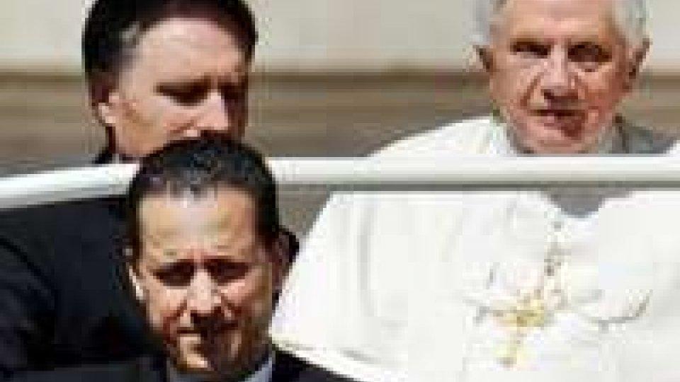 Inizia domani il processo a carico di Paolo Gabriele, ex maggiordomo di papa Benedetto XVI