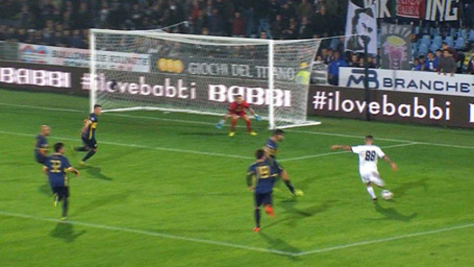Anticipi serie C e DNegli anticipi di Serie D Girone F, il Matelica ha battuto il Forlì 2-1. Pari nel derby tra Sammaurese e Santarcangelo 1-1