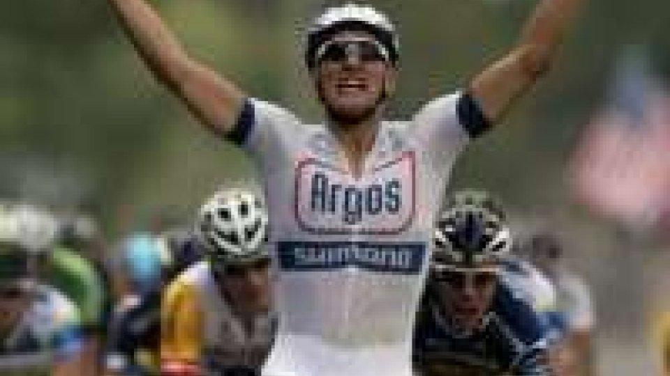 Tour de France. La decima tappa al tedesco Kittel. Froome sempre in giallo