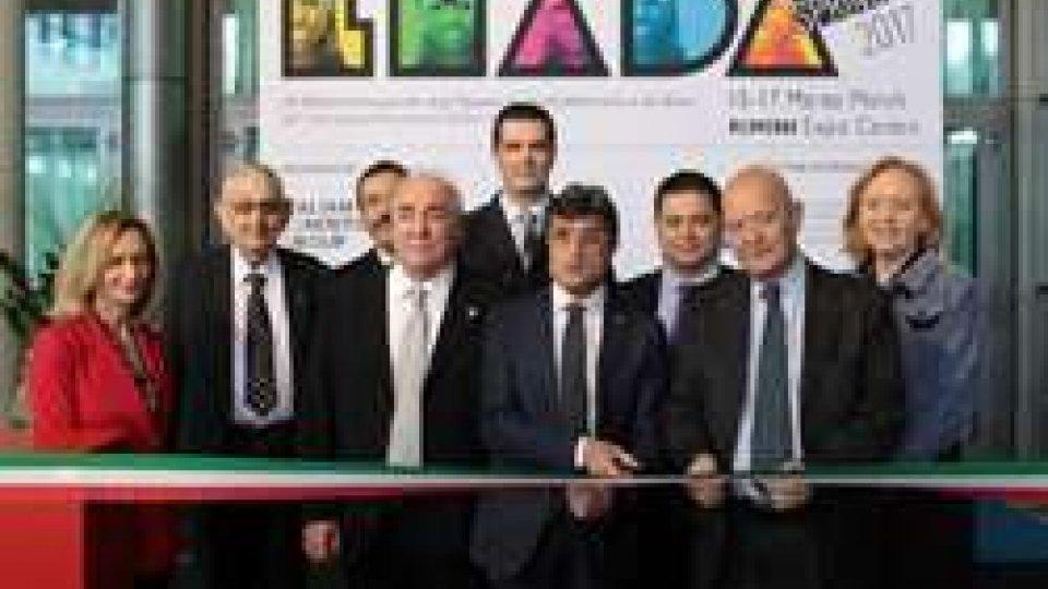 Rimini: inaugurata in fiera ENADA primavera