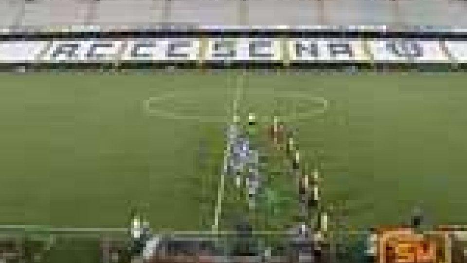 Seconda Divisione, girone B. Bellaria-Santarcangelo 0-0