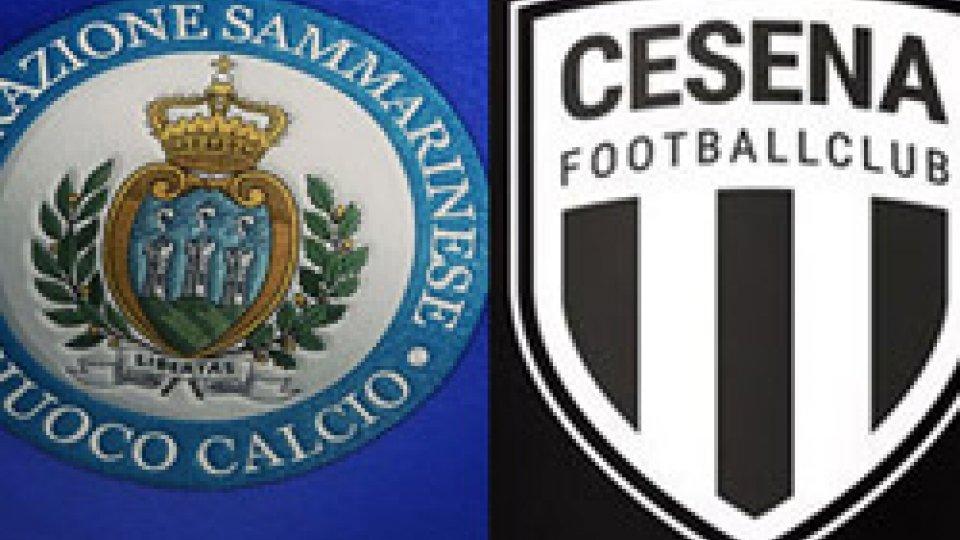 Nazionale San Marino: domani la seconda amichevole contro il Cesena FC