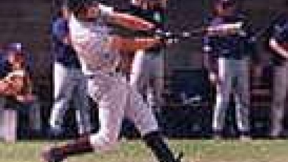 Baseball: giocatori del Titano in nazionale italiana
