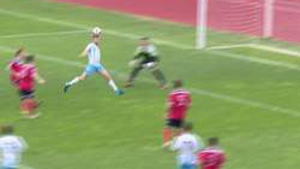 San Marino – Romagna Centro 2-1SerieD Girone F: San Marino – Romagna Centro 2-1