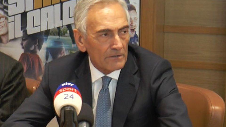 """Gabriele GravinaConsiglio Federale, Gravina: """"Vogliamo rispettare la competizione sportiva"""""""
