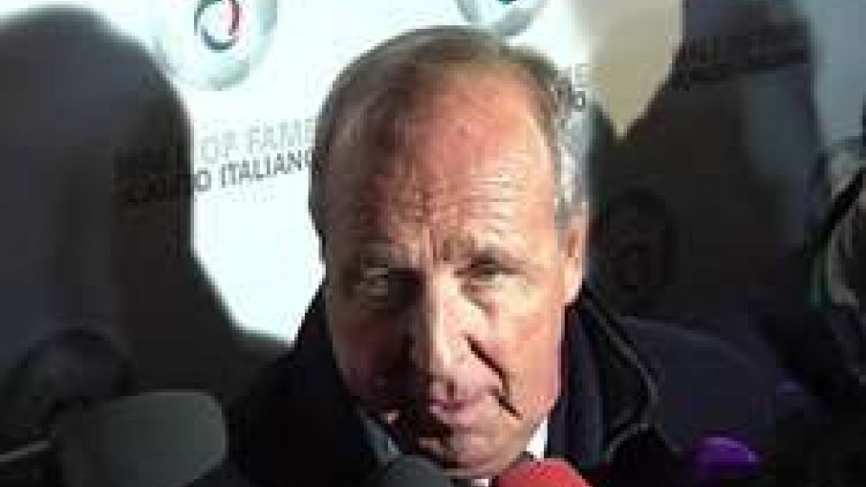"Giampiero VenturaC.T Giampiero Ventura:"" La Nazionale ha un grande futuro"""