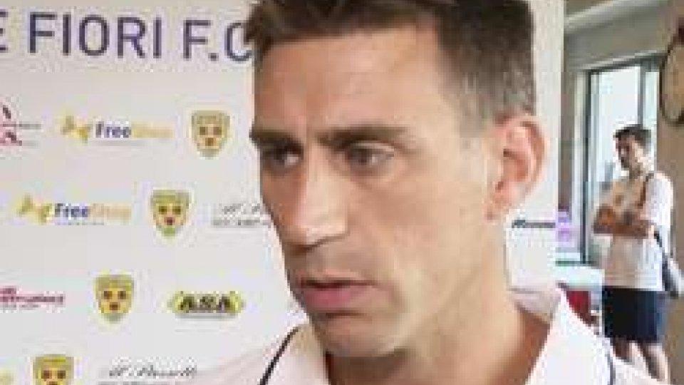 Matteo AndreiniTre Fiori pronto per il Bala Town