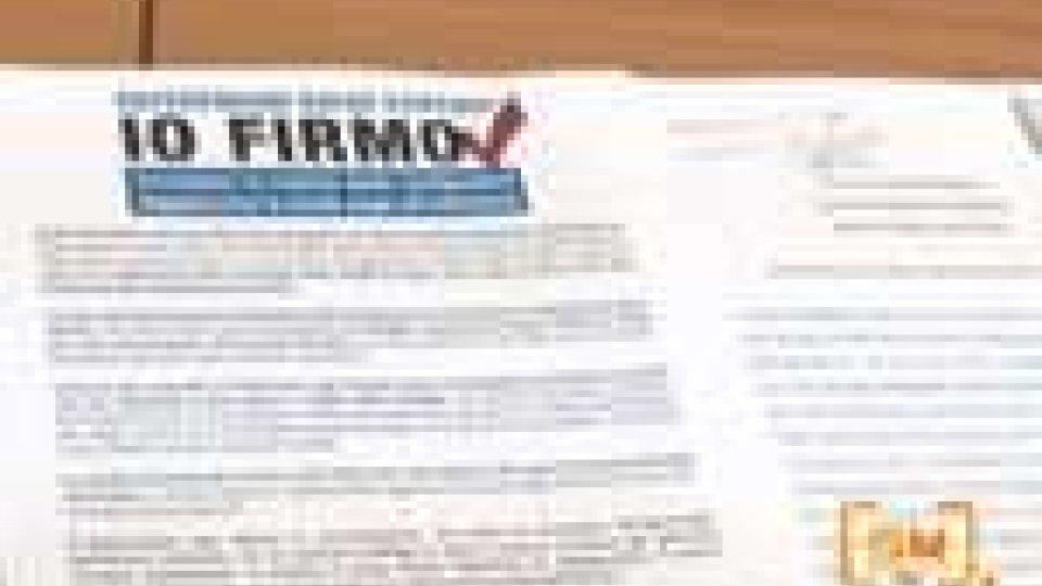 San Marino - E' stato consegnato alla Reggenza il quesito per il referndum Salva Stpendi