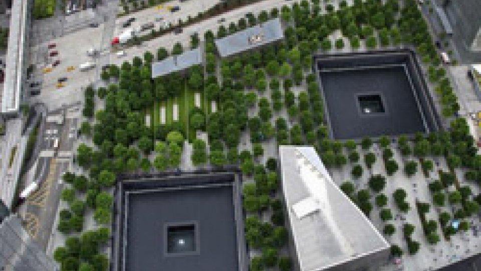 Ground Zero. Foto ansa11 settembre, 17 anni dopo l'attentato riapre la stazione della metropolitana