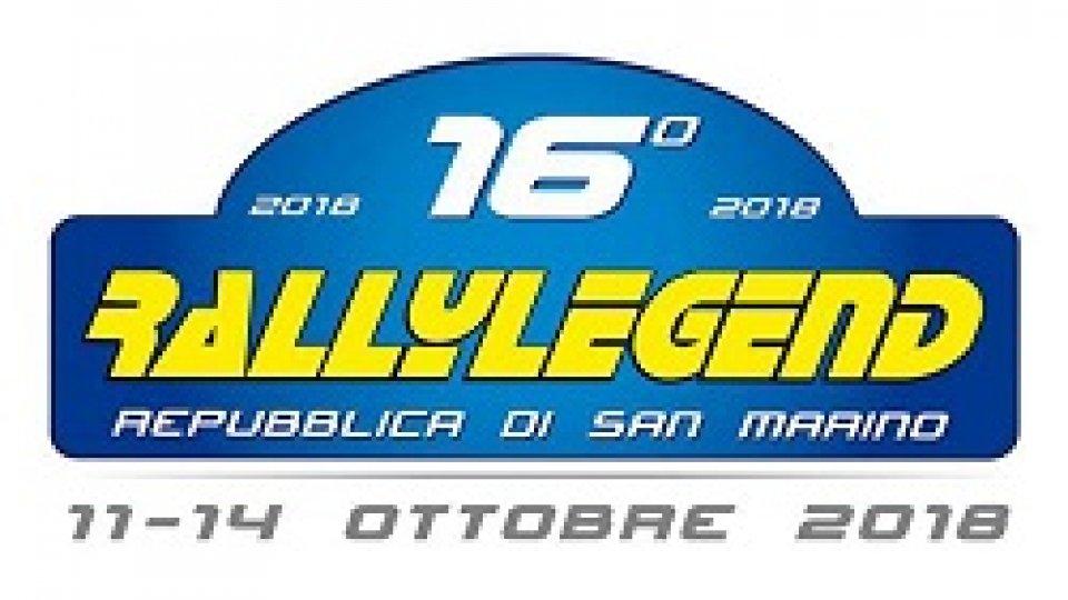 16° Rallylegend San Marino