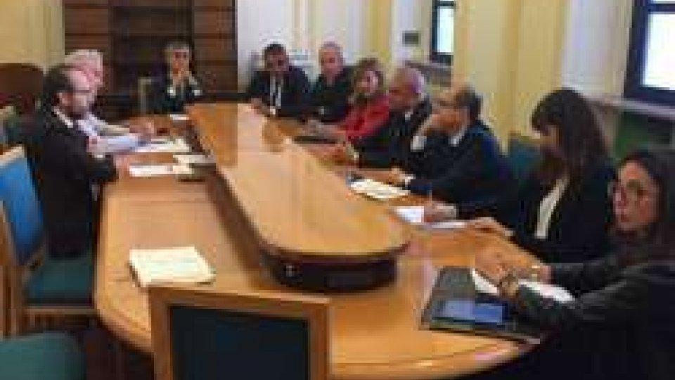 """Incontro bilaterale Ita RsmAeroporto, Celli incontra Nencini: """"Fissata road map di contatti per il pieno utilizzo dello scalo"""""""