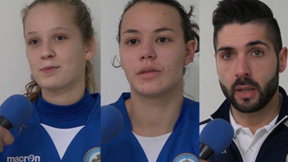 """Eleonora Cecchini Alessandra Piergallini Alain ConteFemminile, Piergallini: """"Un gol che dedico a Alessia Prenga"""""""