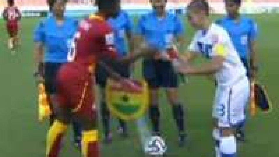 Mondiale Under 17 Femminile:Italia - Spagna semifinale da brividiMondiale Under 17 Femminile:Italia - Spagna semifinale da brividi