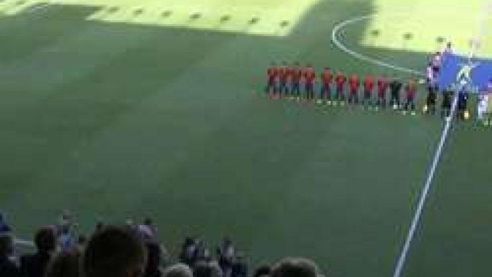 La Spagna divora San Marino