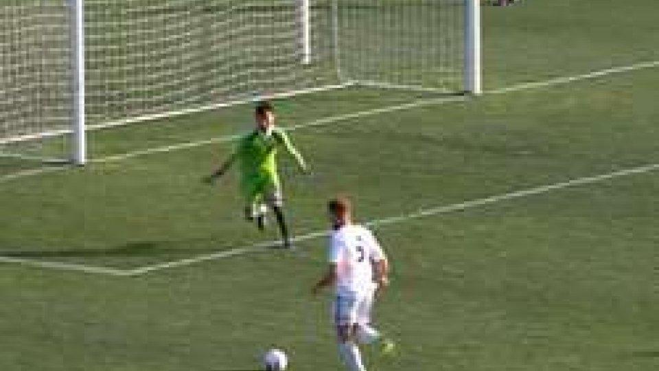Marco BernardiCoppa delle Regioni UEFA: San Marino - Kazakistan 3-0