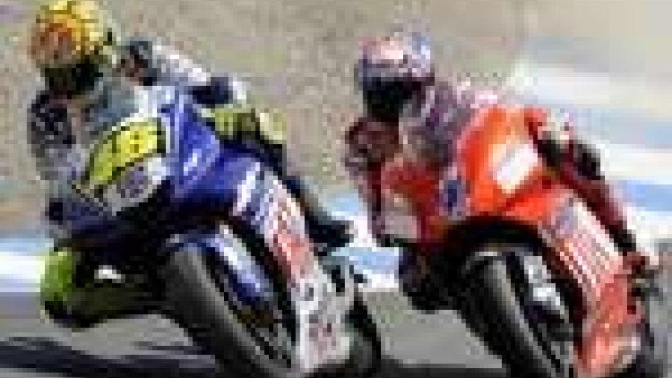 Il duello Rossi-Stoner