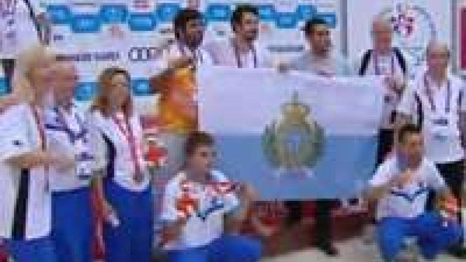 Le medaglie per San Marino ai Giochi del Mediterraneo diventano tre: 2 dalle bocceLe medaglie per San Marino ai Giochi del Mediterraneo diventano tre: 2 dalle bocce
