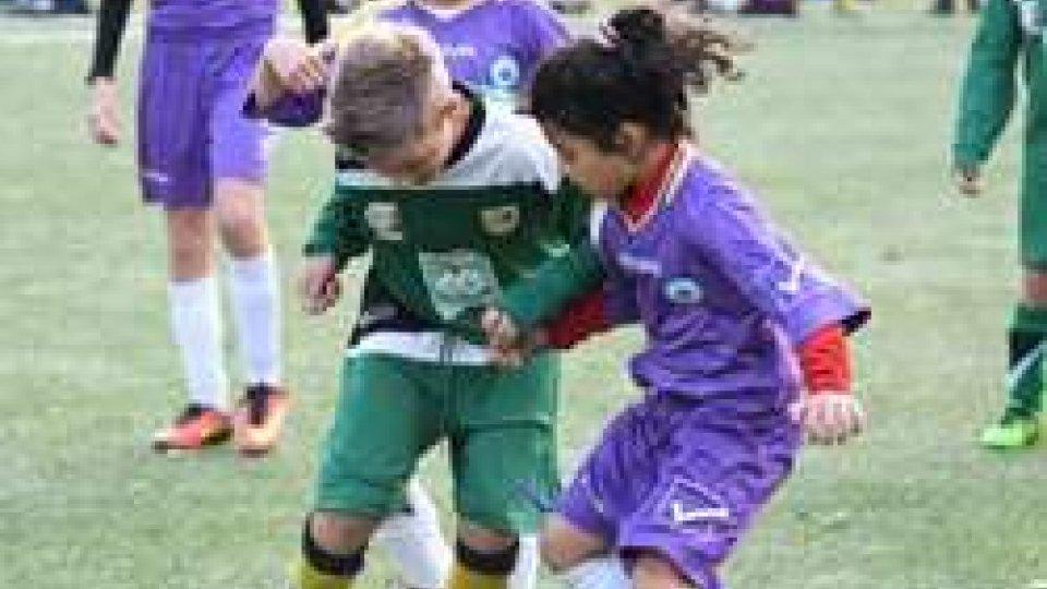 La seconda giornata del campionato di calcio under 10