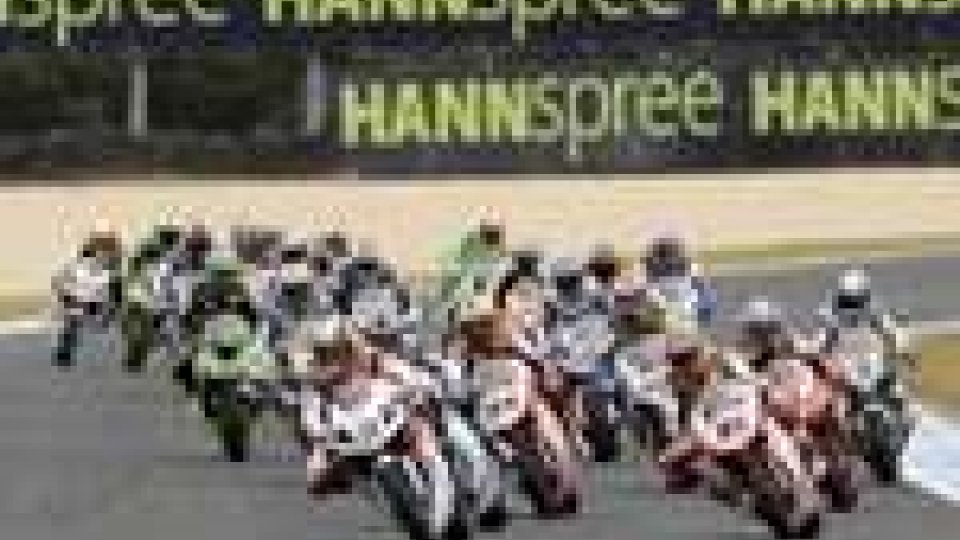 Diramato il calendario 2012 di Superbike: GP di San Marino il 10 giugno