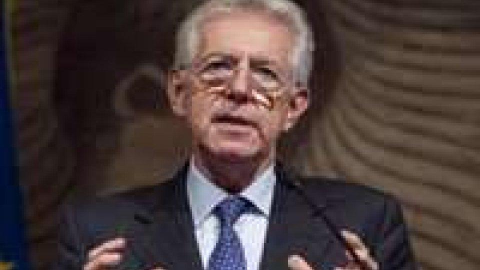Governo: Monti incontra Napolitano