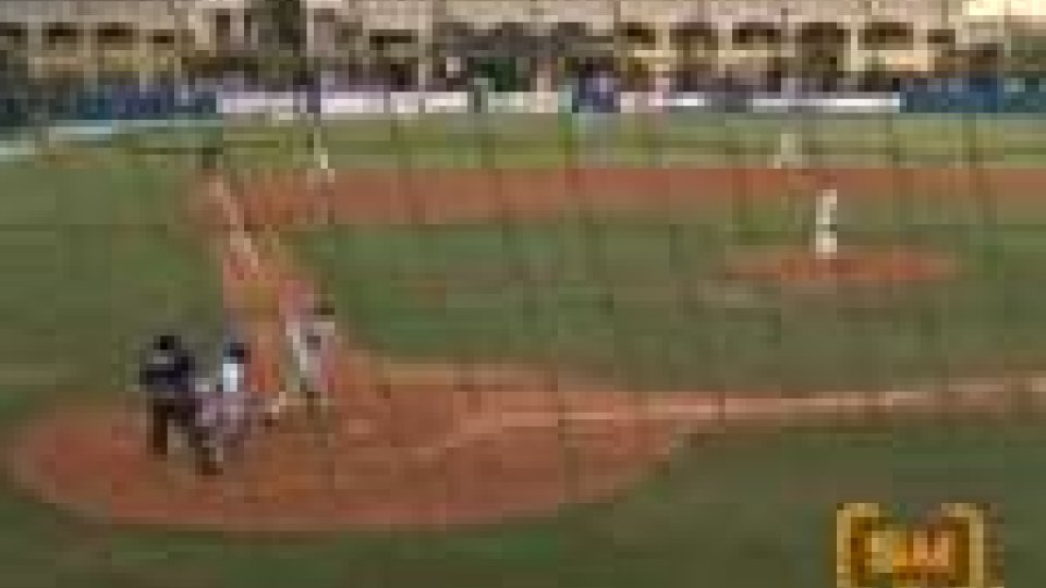 La T&A San Marino fa doppietta a GodoBaseball: T&A batte Godo anche in gara 2