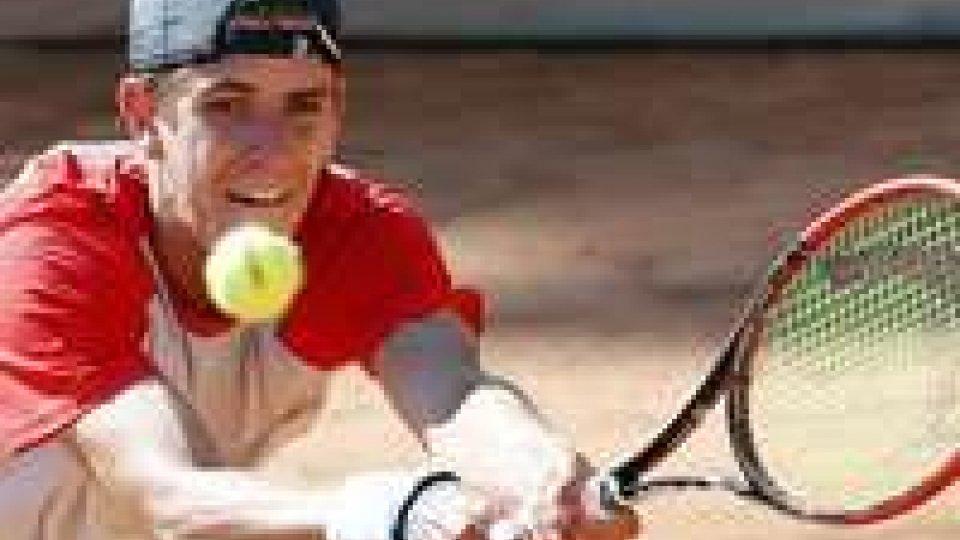San Marino Go&Fun Open: la seconda wild card al 19enne Matteo Donati