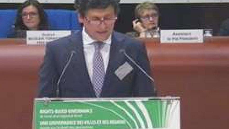 Guerrino ZanottiConsiglio d'Europa: più potere e soldi ai Castelli