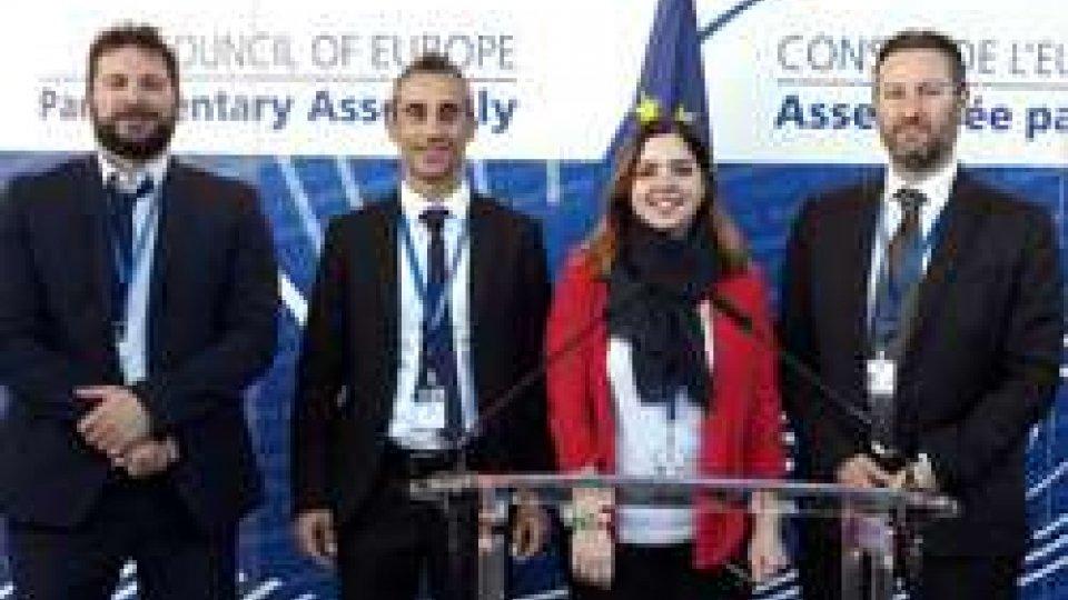 La delegazione sammarinese a StrasburgoAccordi di Parigi sul clima: San Marino ratificherà la convenzione entro settembre