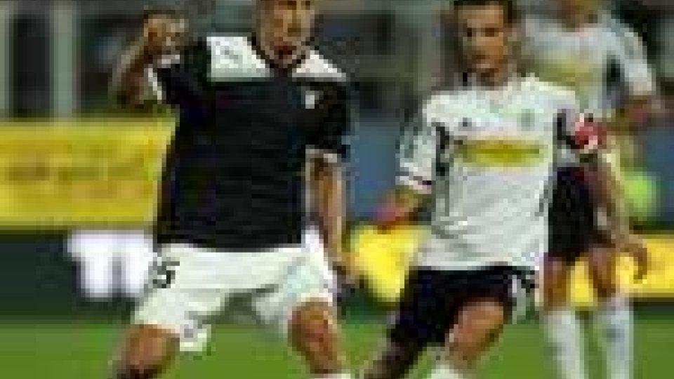 Serie A - Cesena-Lazio 1-2