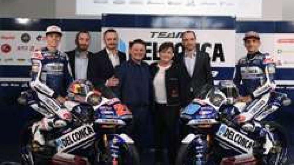 [VIDEO] Presentato il Team Del Conca Gresini Moto3: obiettivo titolo