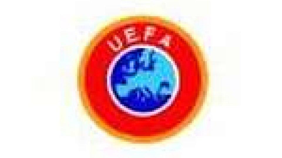 Direttore generale UEFA in udienza dalla Reggenza