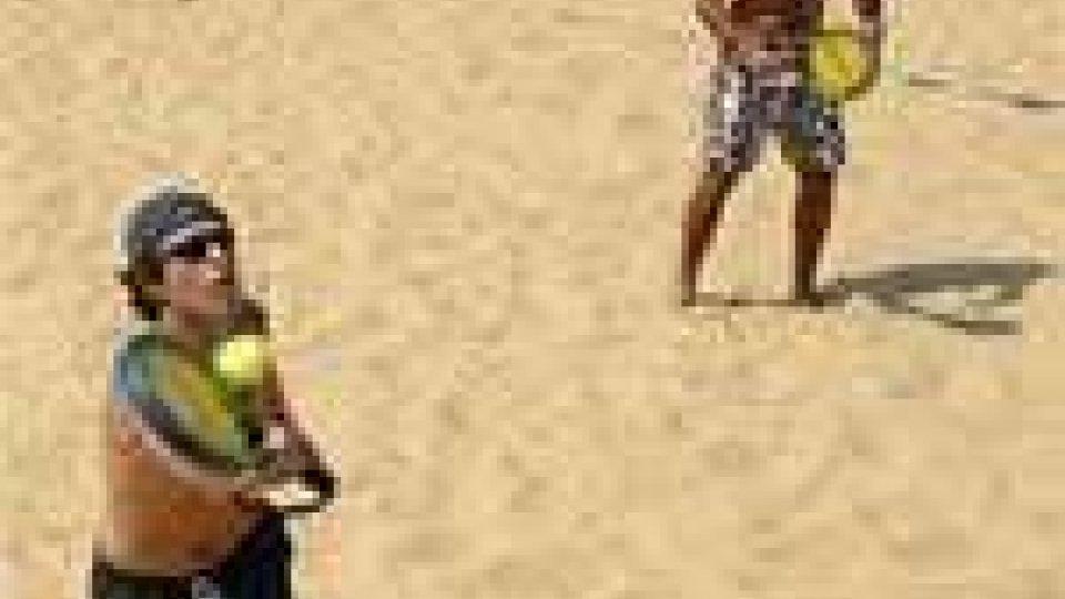 Domani i Beach Games