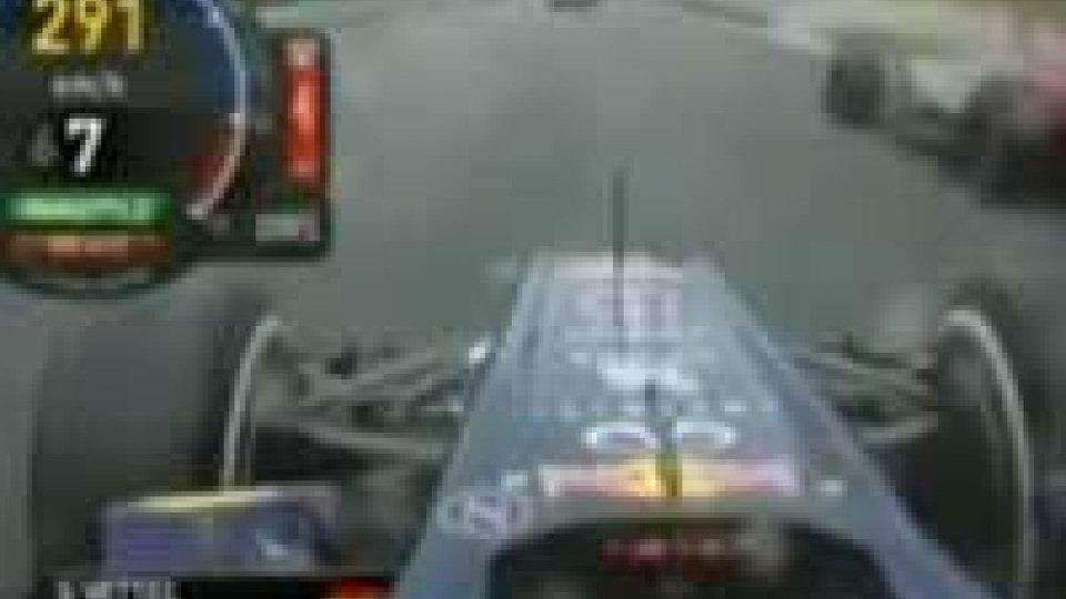 Formula 1. Il giallo del sorpasso di VettelFormula 1. Il giallo del sorpasso di Vettel