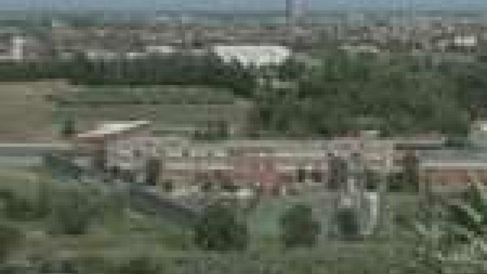 Carcere dei CasettiEmergenza al carcere di Rimini