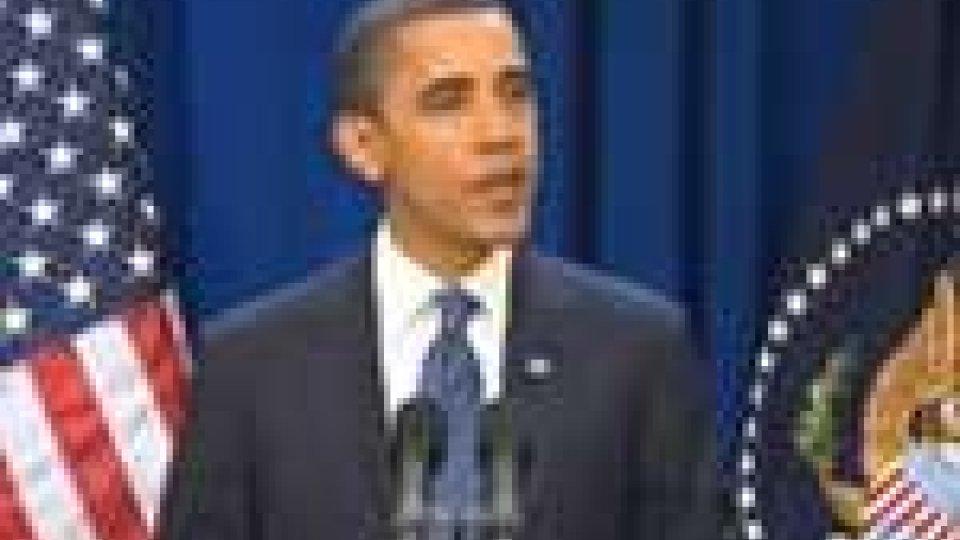 Il presidente degli Stati Uniti congela lo stipendio dei dipendenti federali per due anni