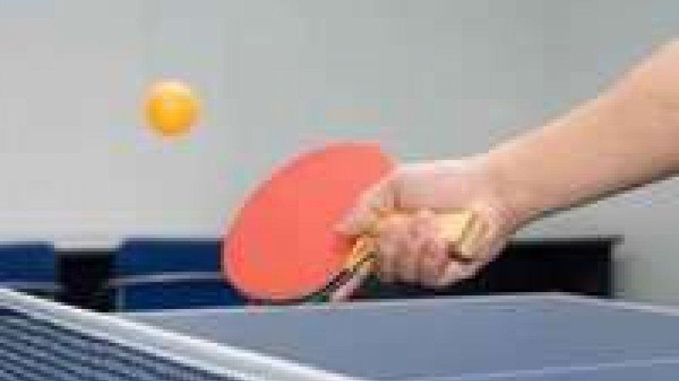Tennis Tavolo: exploit di Mattia Berardi